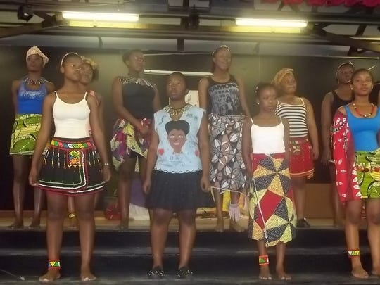 Outreach to Durban South Africa School for Girls