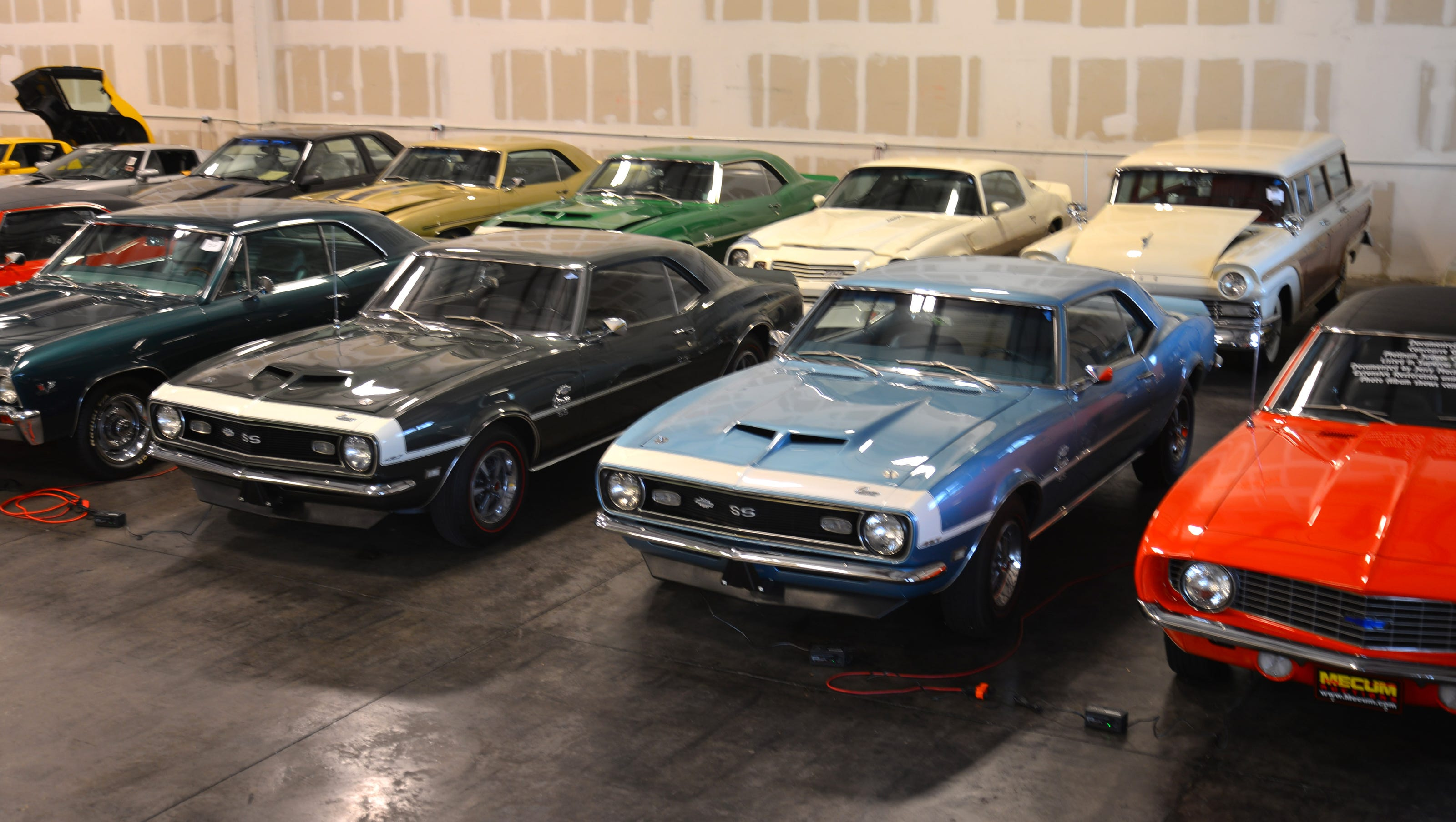 Melbourne Muscle Car Museum Opens Its Doors In October