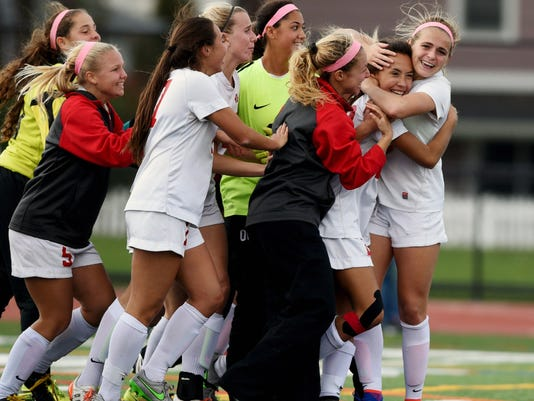 Northern Highlands girls soccer