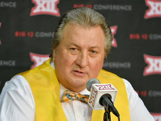 USP NCAA BASKETBALL: BIG 12 MEDIA DAY S BKC USA MO