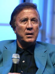 ANAHEIM, CA - JULY 11: Football coach Tom Flores at the Winning Way 'A Day of Champions' sports gala held at the Arrowhead Pond Stadium on July 11, 2004 in Anaheim, California. (Photo by Frazer Harrison/Getty Images)