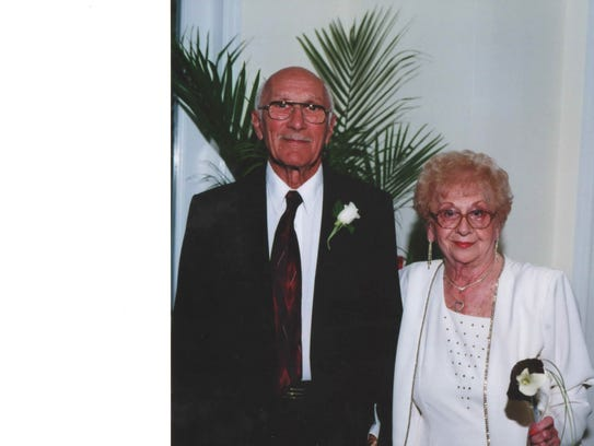 Paul and Ann Esaian were married for 70 years.