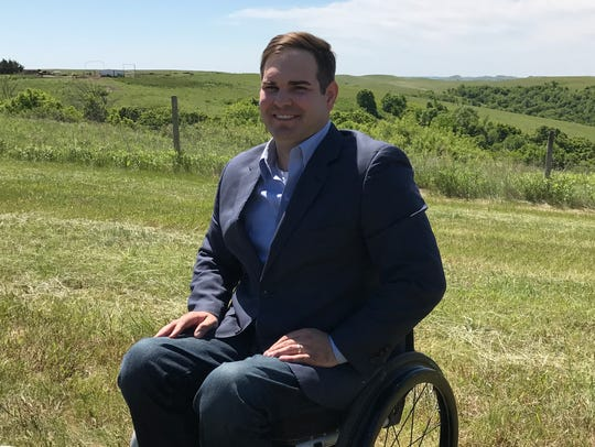 Billie Sutton announced he is running for governor