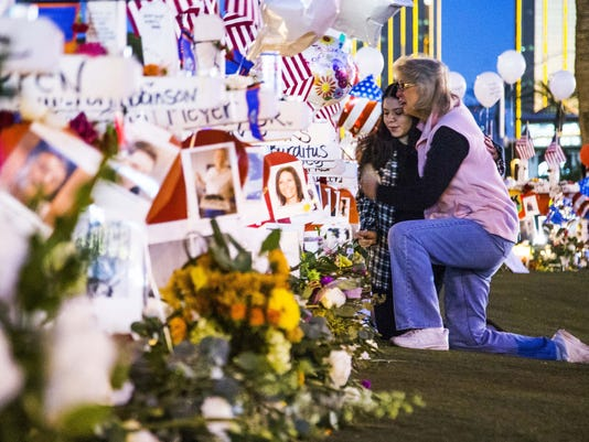 USP NEWS: LAS VEGAS SHOOTING A USA