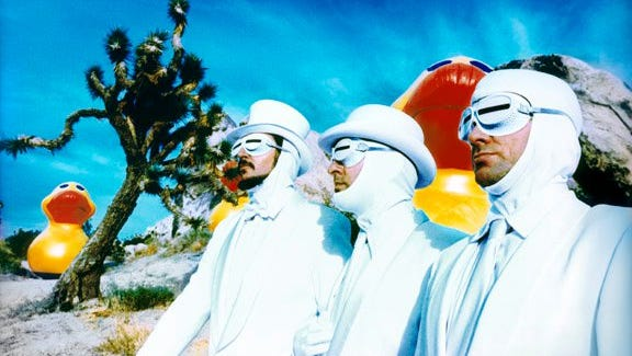 Experimental rock band Primus is set to perform at Hoyt Sherman Place on May 19.
