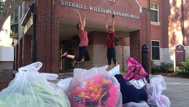 Church it for Charity has collected more than 100 tons of unwanted items over the last 10 years.