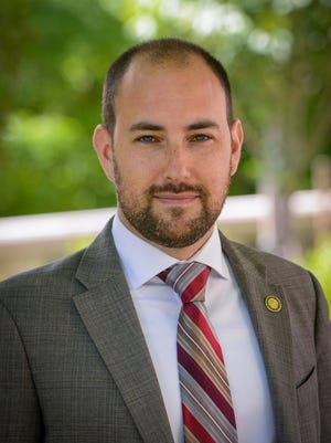 Jason Baker has been appointed director of Yonkers' Office of Sustainability.