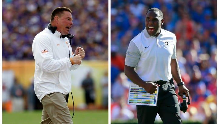 Experts pick: Tennessee-Georgia, Vanderbilt-Florida