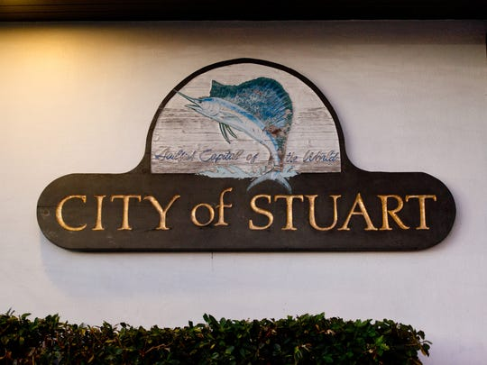 The City of Stuart City Hall government building is photographed March 20, 2017, at 121 SW Flagler Ave. in downtown Stuart.