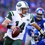 Jets' Ryan Fitzpatrick may soon be playoff quarterback for first time in career