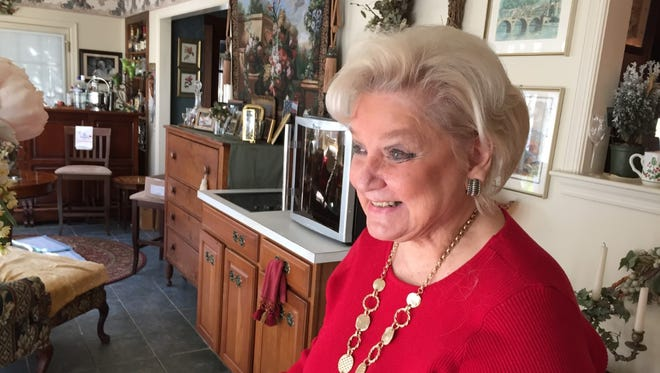 Inga Andrews talks about growing up in Nazi Germany in her New Freedom home. She left Germany when she was a child.