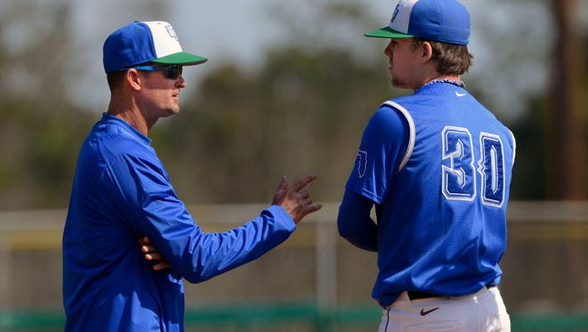 UWF baseball coach Mike Jeffcoat has seen his team get off to a slow start, following Friday's 4-1 loss at Rollins College in Winter Park.