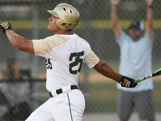 High School Baseball: Edgewater at Viera