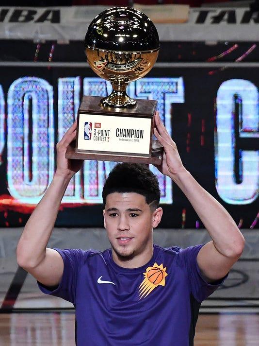 USP NBA: ALL STAR SATURDAY NIGHT S BKN USA CA