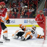Hurricanes claim 3-2 shootout victory over Flyers