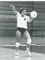 St. Cloud State graduate Mary Hyland was the North