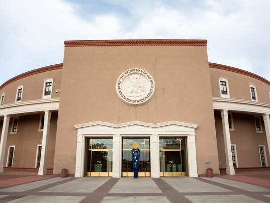 New Mexico Legislative Building