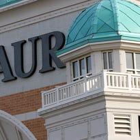 Von Maur raises signature cupolas