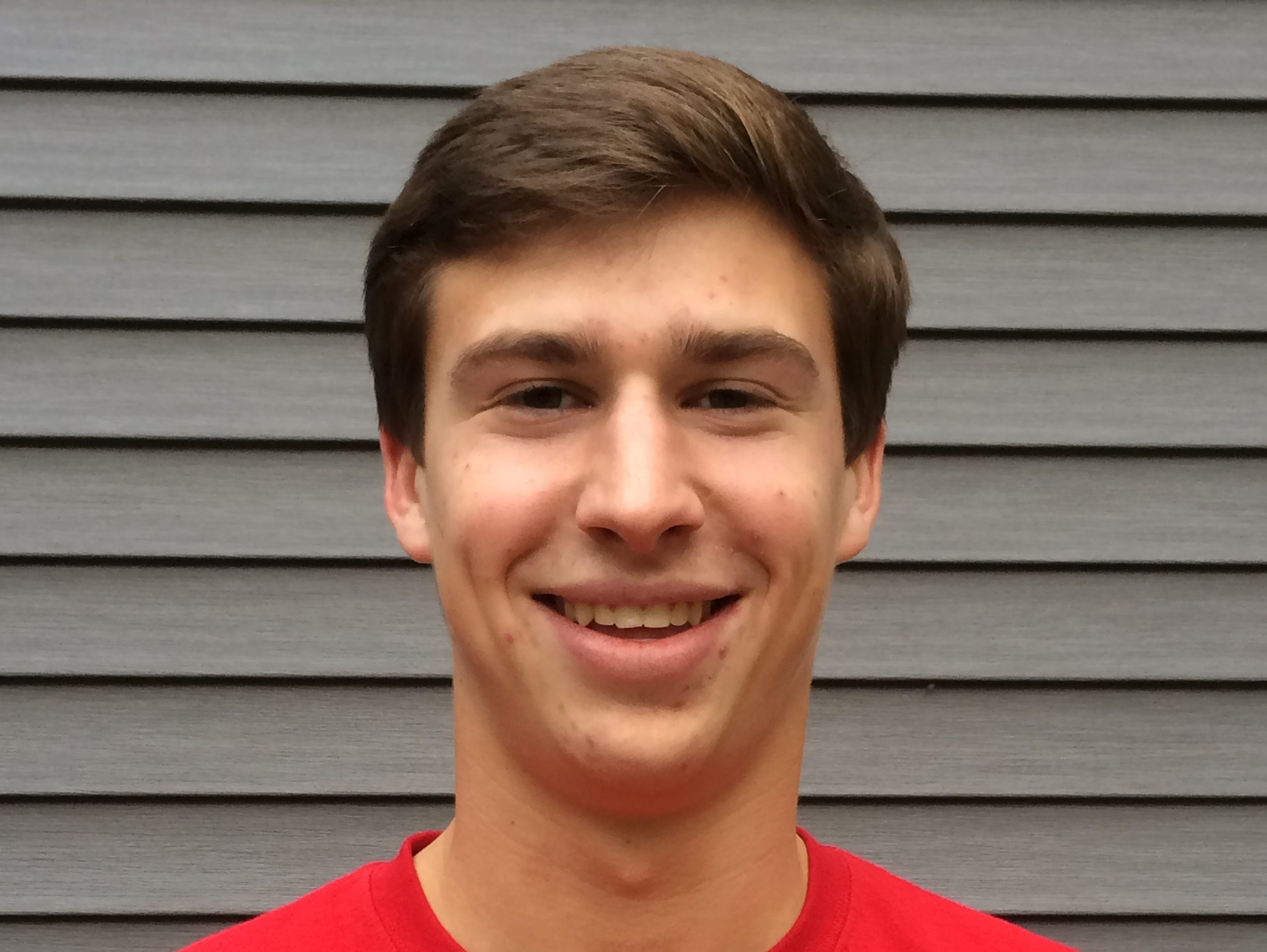 Jake Erskine and the James M. Bennett boys tennis team improved to 12-0 with a win against Salisbury School on Monday.