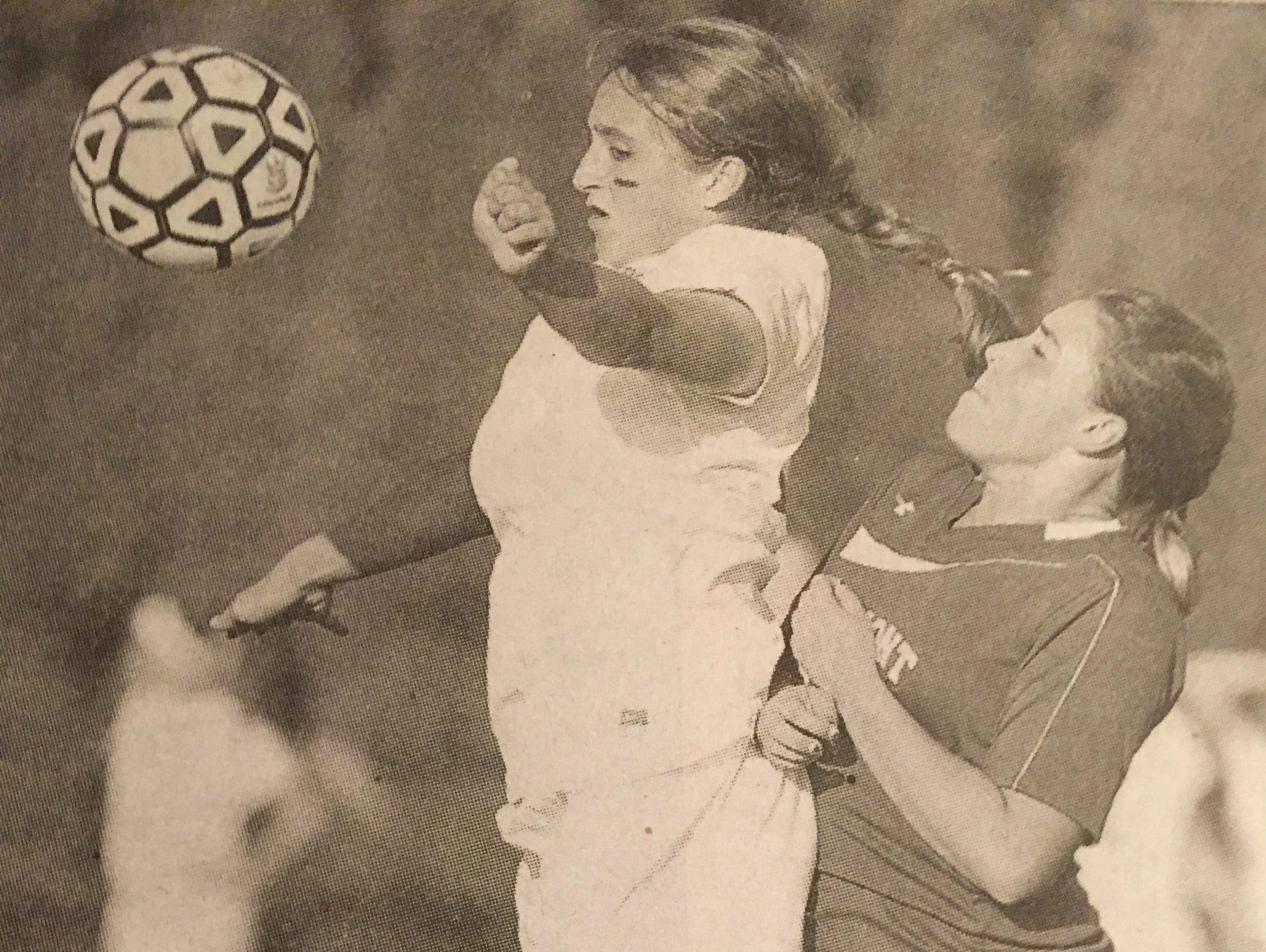 Ardsley junior forward Samantha Torrellas is the latest #lohudgirlssoccer Player of the Week.