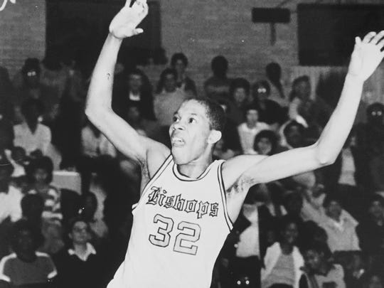 Asbury Park's Mark Murray was a key contributor on the Blue Bishops' state championship team in 1987.