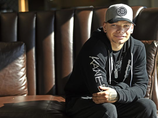 Kane Brown is a nominee for ACM's New Male Vocalist