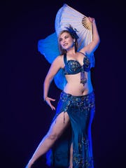 Laura Chan is the owner and main instructor at the Hip and Heart Movement Studio.