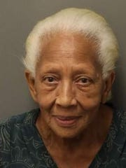 Doris Payne is seen in this Oct. 29, 2013 booking photo.