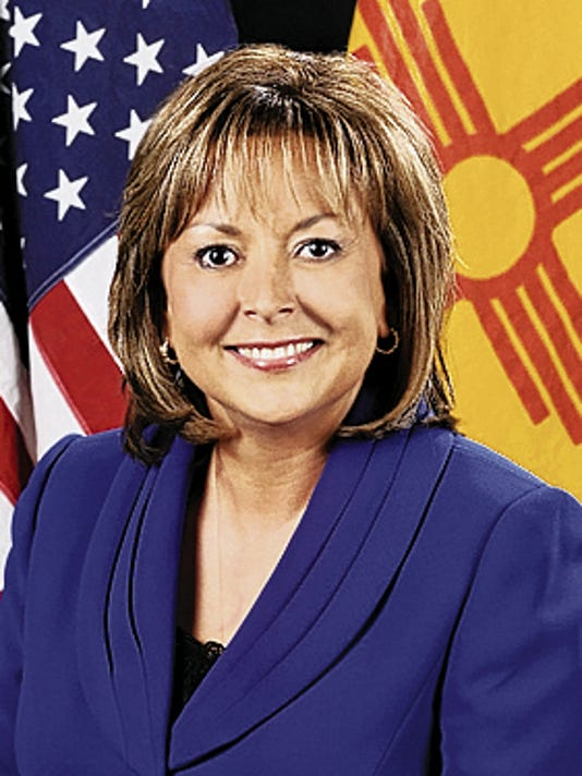 Governor Susana Martinez.