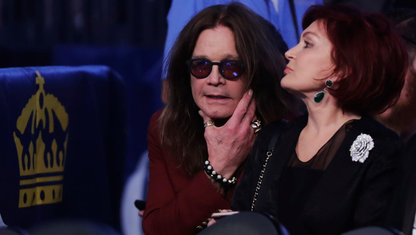 Another rock retiree: Ozzy Osbourne sets final tour, DTE date
