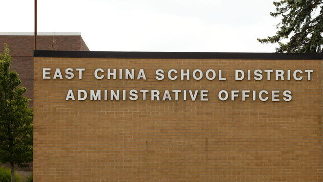 East China School District Administrative Offices, East China Schools Building