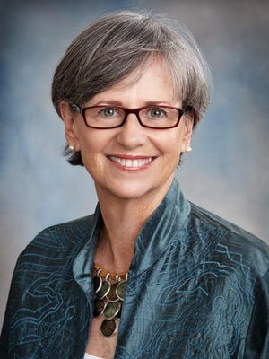 Cathleen Morgan, Lee County school board member.