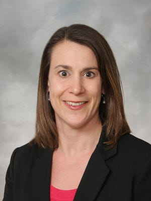 Christy Gooding, senior marketing communications manager, Professional Solutions Insurance Company in Clive.