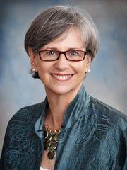 Lee County school district board member Cathleen Morgan.