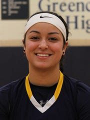 Jenay Faulkner, Greencastle-Antrim girls basketball