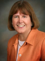 Donna Flammang is a member of the executive committee