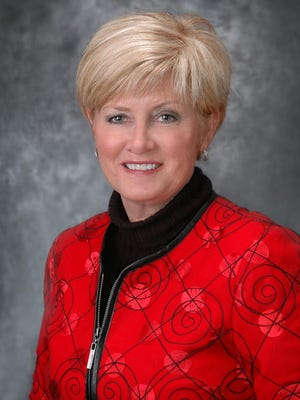 Joann Anderson, president and CEO of UNC Southeastern Health.