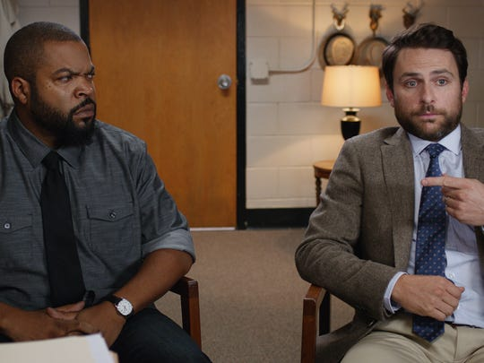 Ron (Ice Cube) and Andy (Charlie Day) are called into