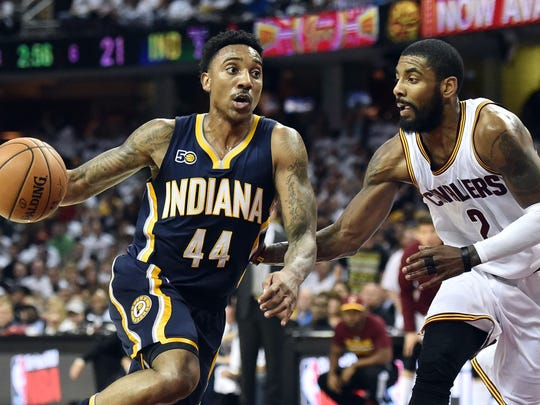 Jeff Teague of Pike High School played one season for the Indiana Pacers.