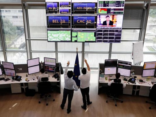 FRANCE-STOCKS-MARKET-BREXIT