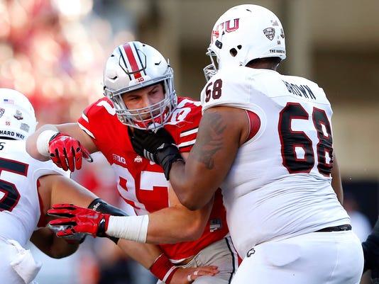 NCAA Football: Northern Illinois at Ohio State