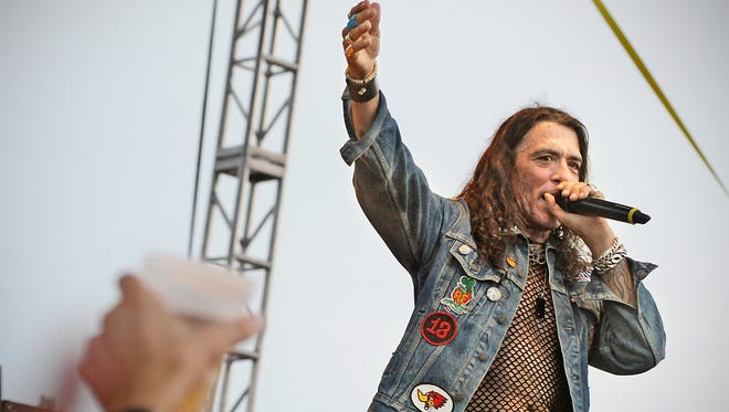 Stephen Pearcy, the voice of '80s rockers Ratt, headlines Rock for Autism Saturday in Oshkosh.