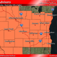Weekend heat advisory extended to cover all of southern Wisconsin
