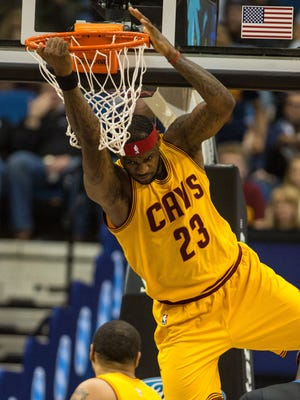 Former Cleveland Cavalier LeBron James no longer wants to hang on to the notion athletic stardom is the only way to emerge from some communities. He wants this to be considered a problem.