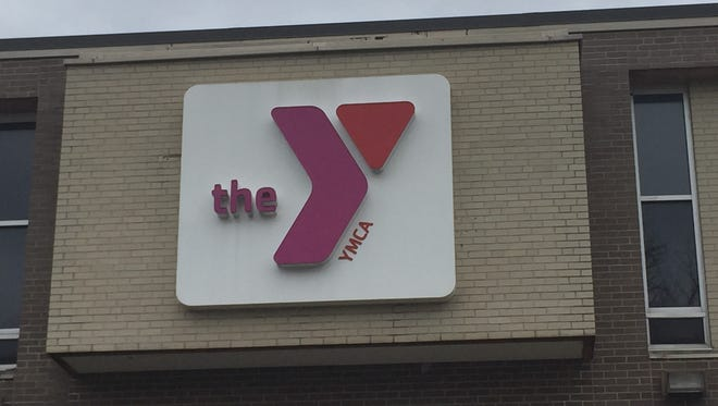 The Walnut Hills YMCA where Kelsie Crow and two others were shot Saturday evening.