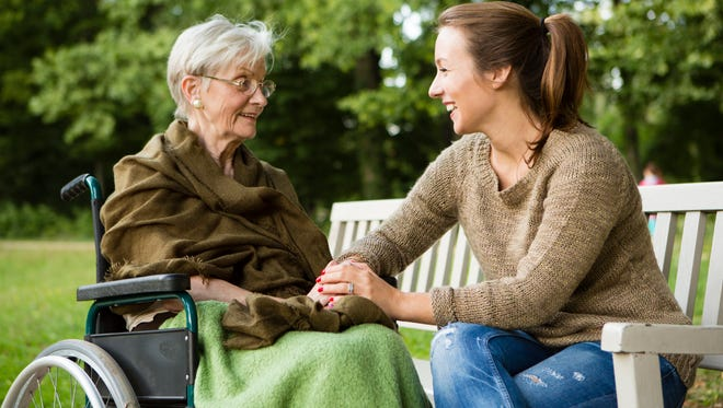 Caring for an older, ill or disabled person can be challenging.