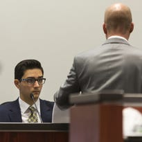 Judge refuses to remove prosecutor from NAU shooter's murder trial