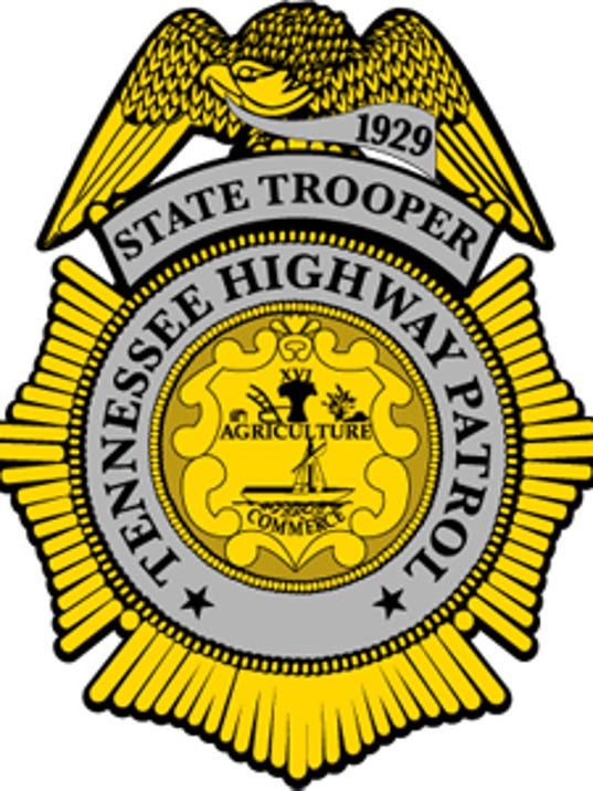 Badge of Tennessee Highway Patrol