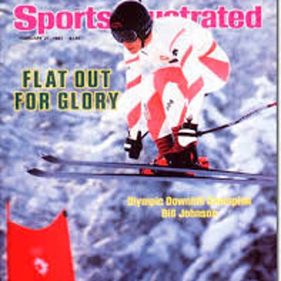 Bill Johnson, the 1984 downhill gold medalist, is now