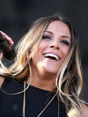 Country singer and new mom Jana Kramer will bring her
